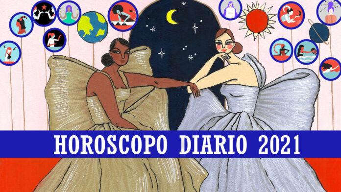 horóscopo diario 2021