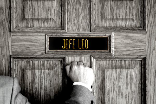 CÓMO ES EL JEFE LEO