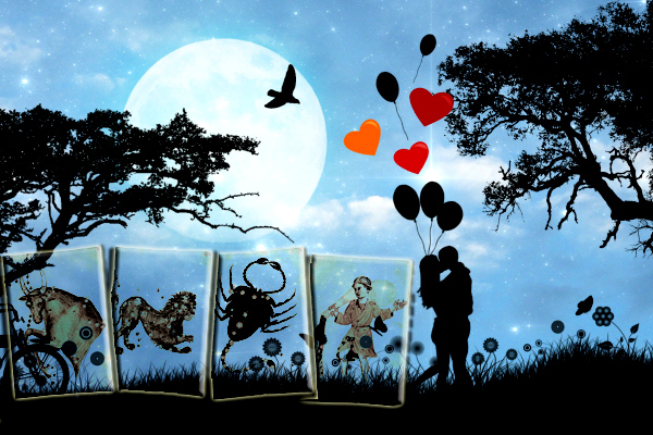El amor en los signos fijos