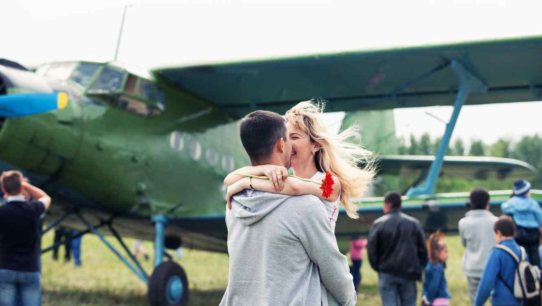 Amor en el cielo o el significado de volar en sueños