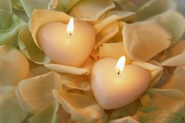Las Velas y la Aromaterapia
