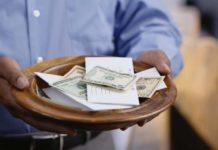 bendecir el dinero