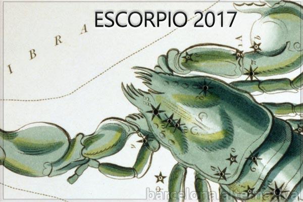 Escorpio para 2017