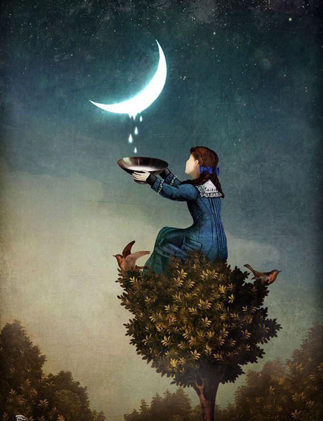 hechizo para cada luna