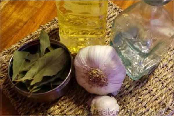 Ritual de laurel y ajo para la salud del hogar