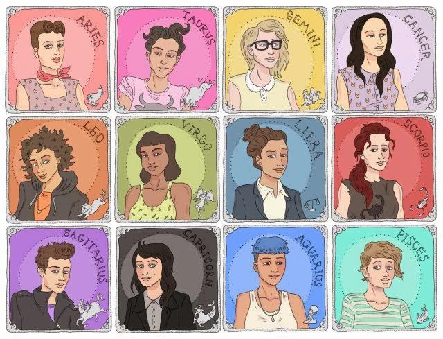 Las mamas según su signo del zodiaco