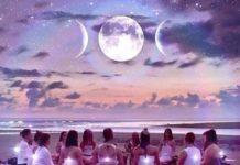 ritual de Luna Nueva