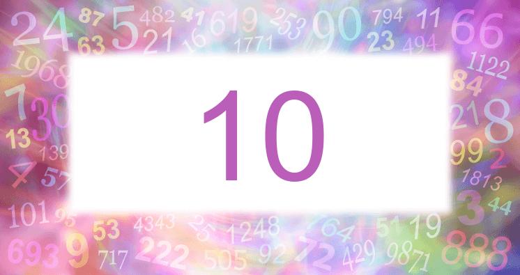Numerologia: El significado del numero 10