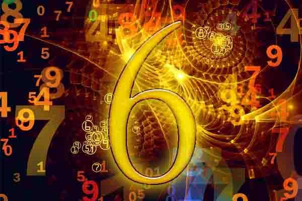 Numerologia El significado del numero 6