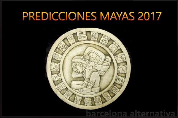 Predicciones Mayas 2017